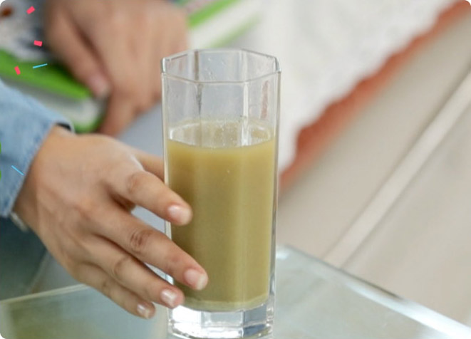 神奇粉末植物刮油汤是真的可以减肥吗,看看小迪的瘦身经历!